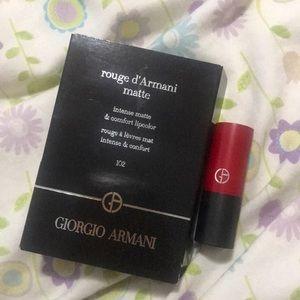 Giorgio Armani Rouge Matte Shade 102, 1.4g